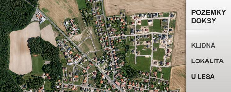 Pozemky Tuchlovice